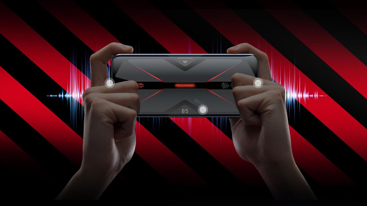 Nubia Red Magic 5G: điện thoại thông minh chơi game với 5G, 144Hz và làm mát tích cực 3