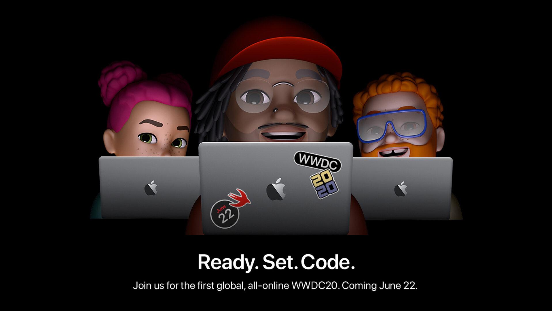 Die WWDC 2020 startet am 22. Juni