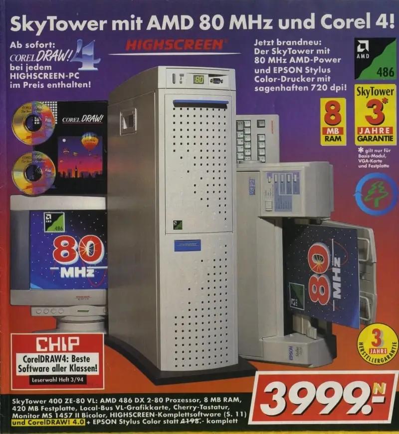 Vobis SkyTower