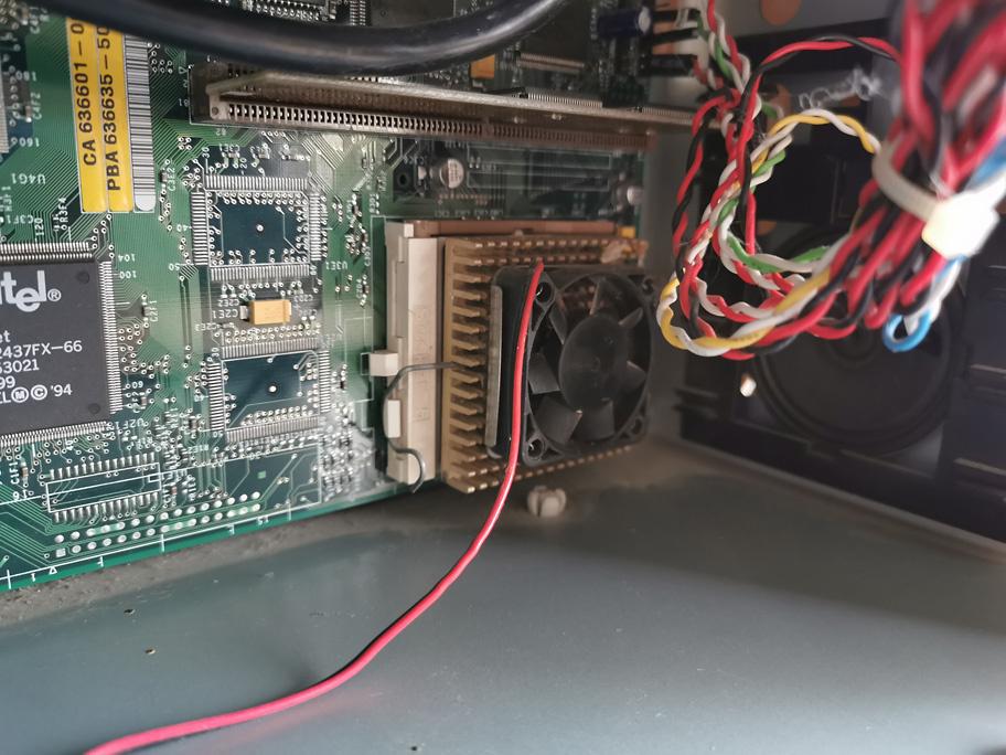 ...und Intel Penium 90