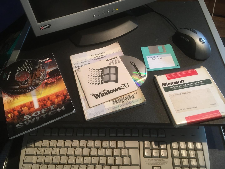 """""""Karre"""" hat nicht nur ein CS-601 sondern auch die passende Original Software"""
