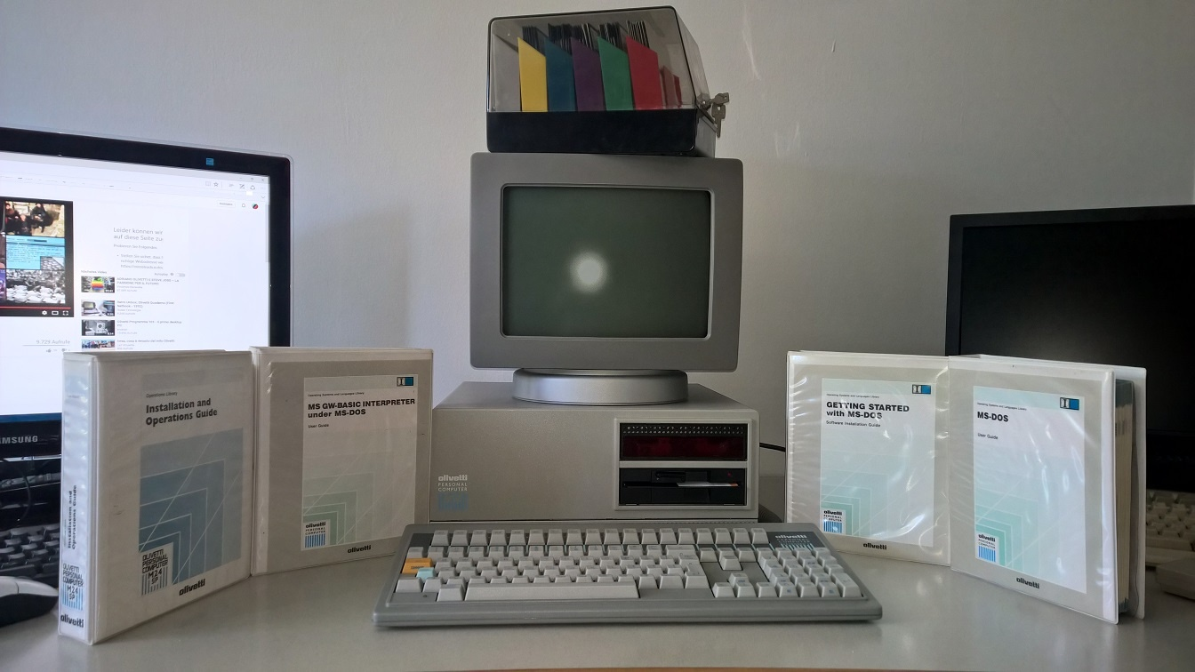 Olivetti M24SP