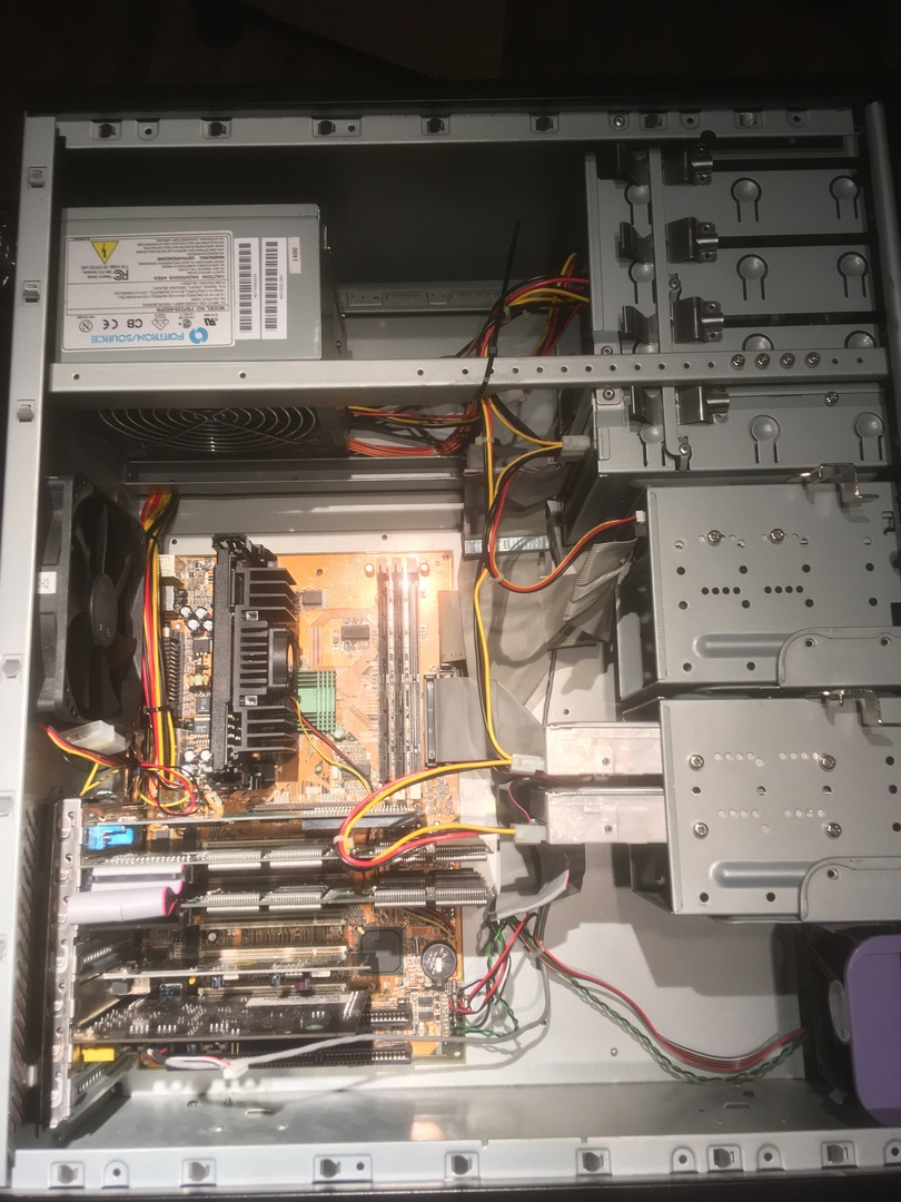 ...und der dazugehörigen Hardware