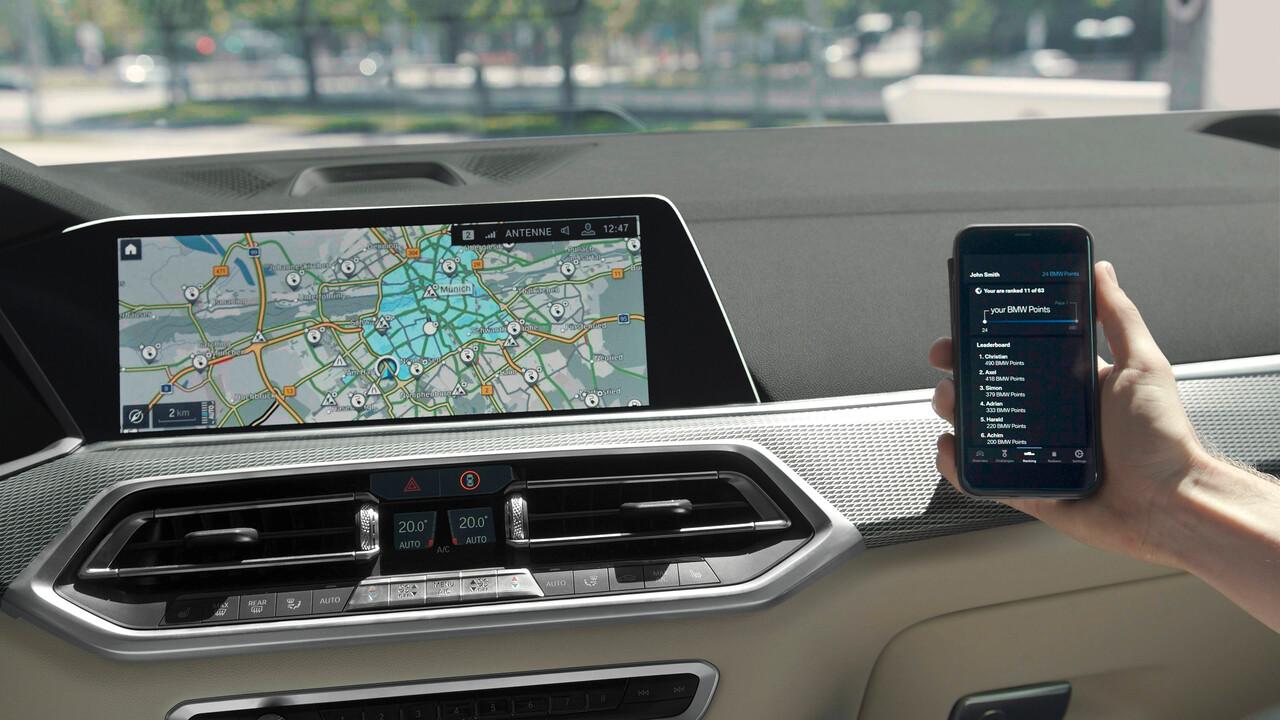 BMW eDrive Zones: Plug-In-Hybride wechseln automatisch zum E-Antrieb