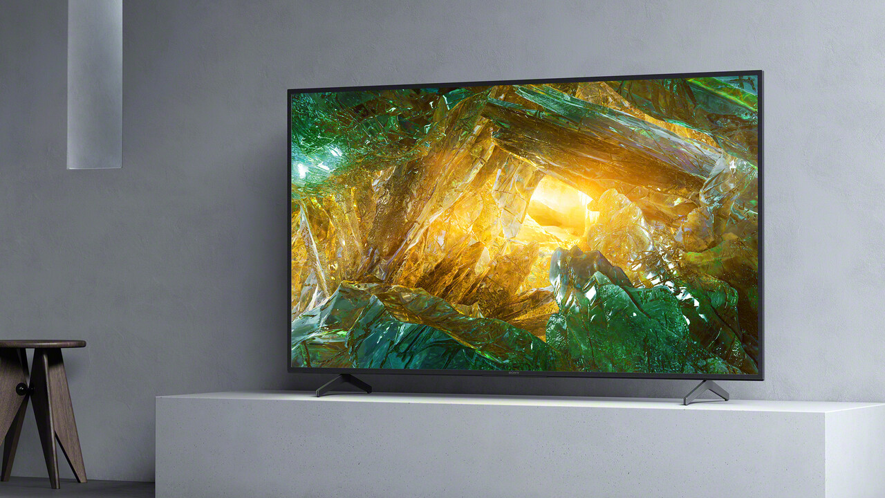 XH81, XH80 und X70: Sony bringt neue 4K-HDR-Einsteiger-TVs in den Handel