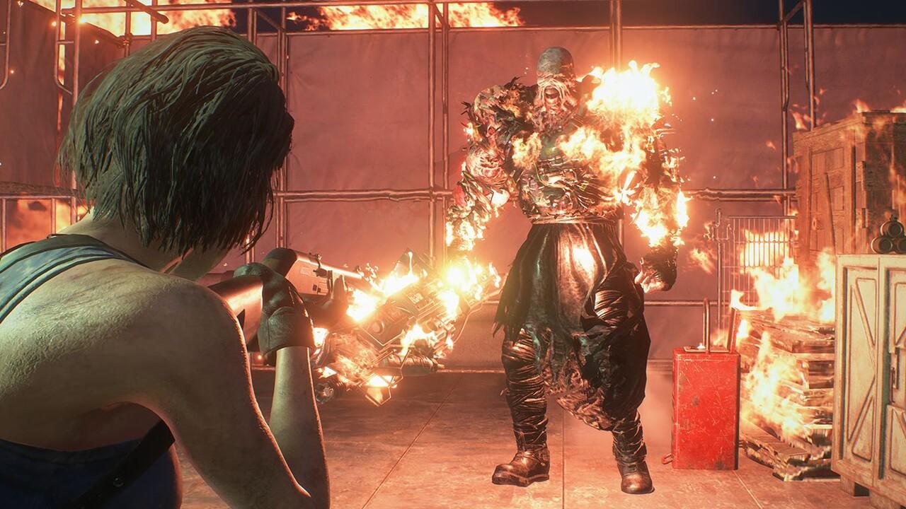 Resident Evil 3: Demo für den 19. März auf PC und Konsolen bestätigt