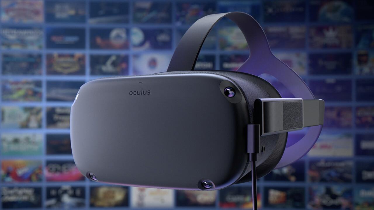 Oculus Quest: VR-Headset erhält neue Benutzeroberfläche