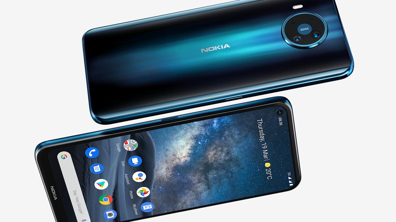 Nokia 8.3 5G und 5.3: Smartphone nutzt Snapdragon 765G mit integriertem Modem