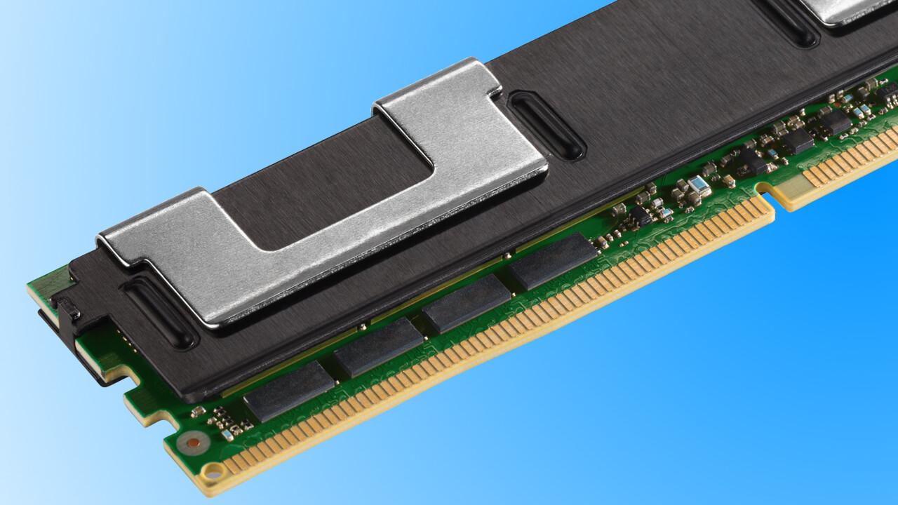 Optane Persistent Memory: Intel erhöht bei Barlow Pass auf DDR4-3200