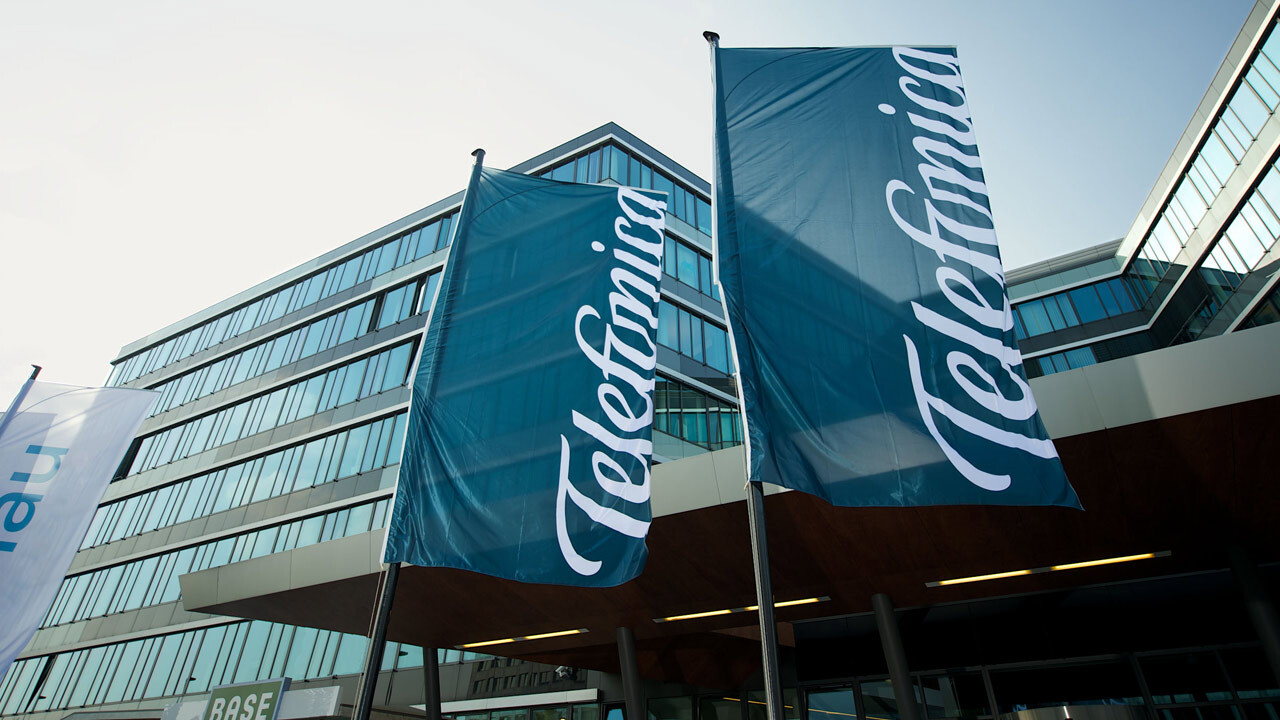 Coronavirus: Telefónica hebt minimalen Downlink auf 384kbit/s an