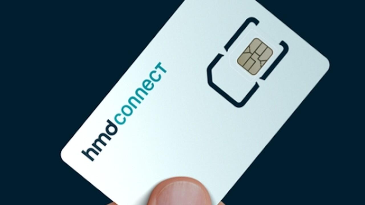 HMD Connect: Daten-SIM fürs Ausland im Starterkit für 20Euro