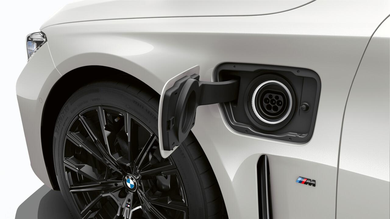 BMW: Der nächste 7er kommt auch vollelektrisch