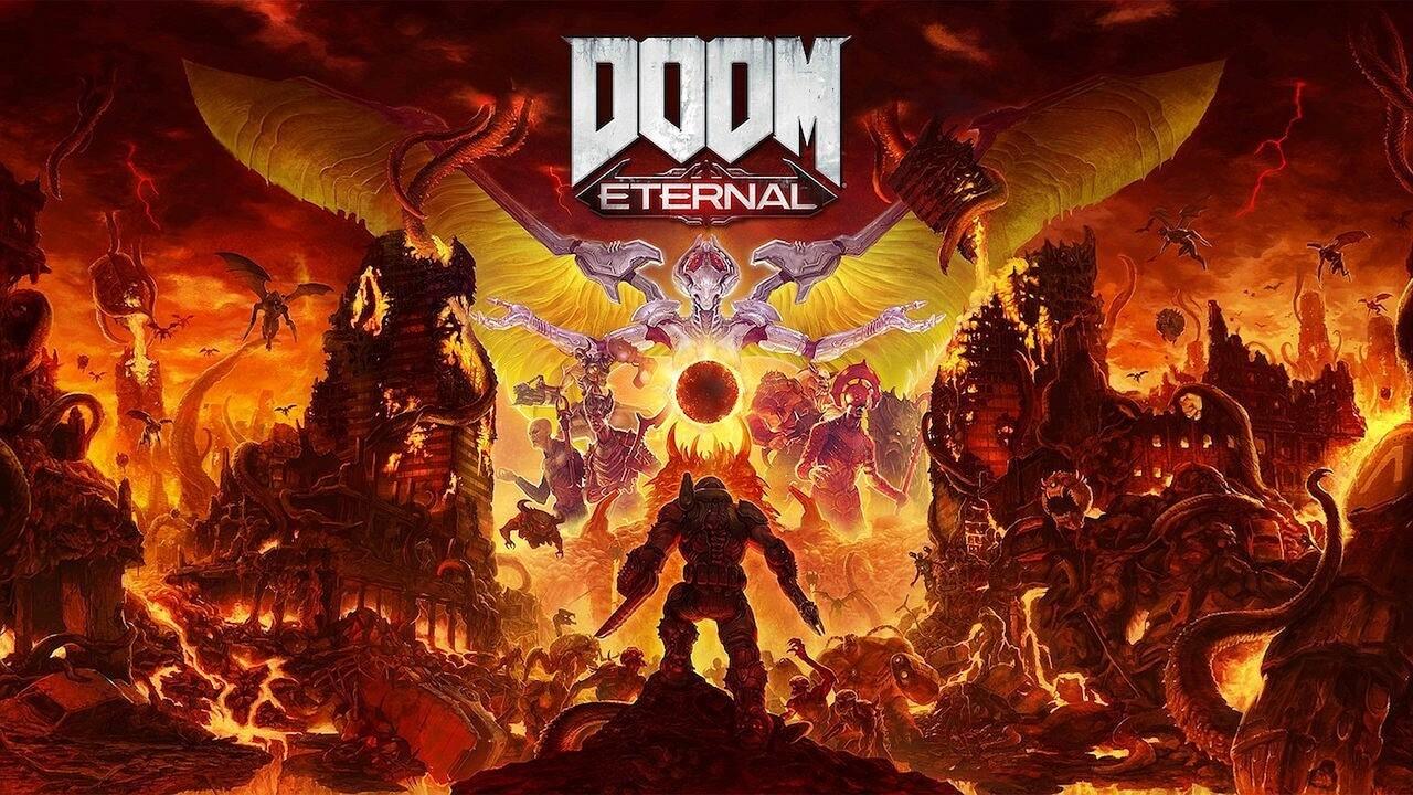 Neue Grafiktreiber: Adrenalin und GeForce sind startklar für Doom Eternal