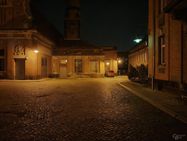 Oppo Reno2 – Weitwinkel Nachtmodus