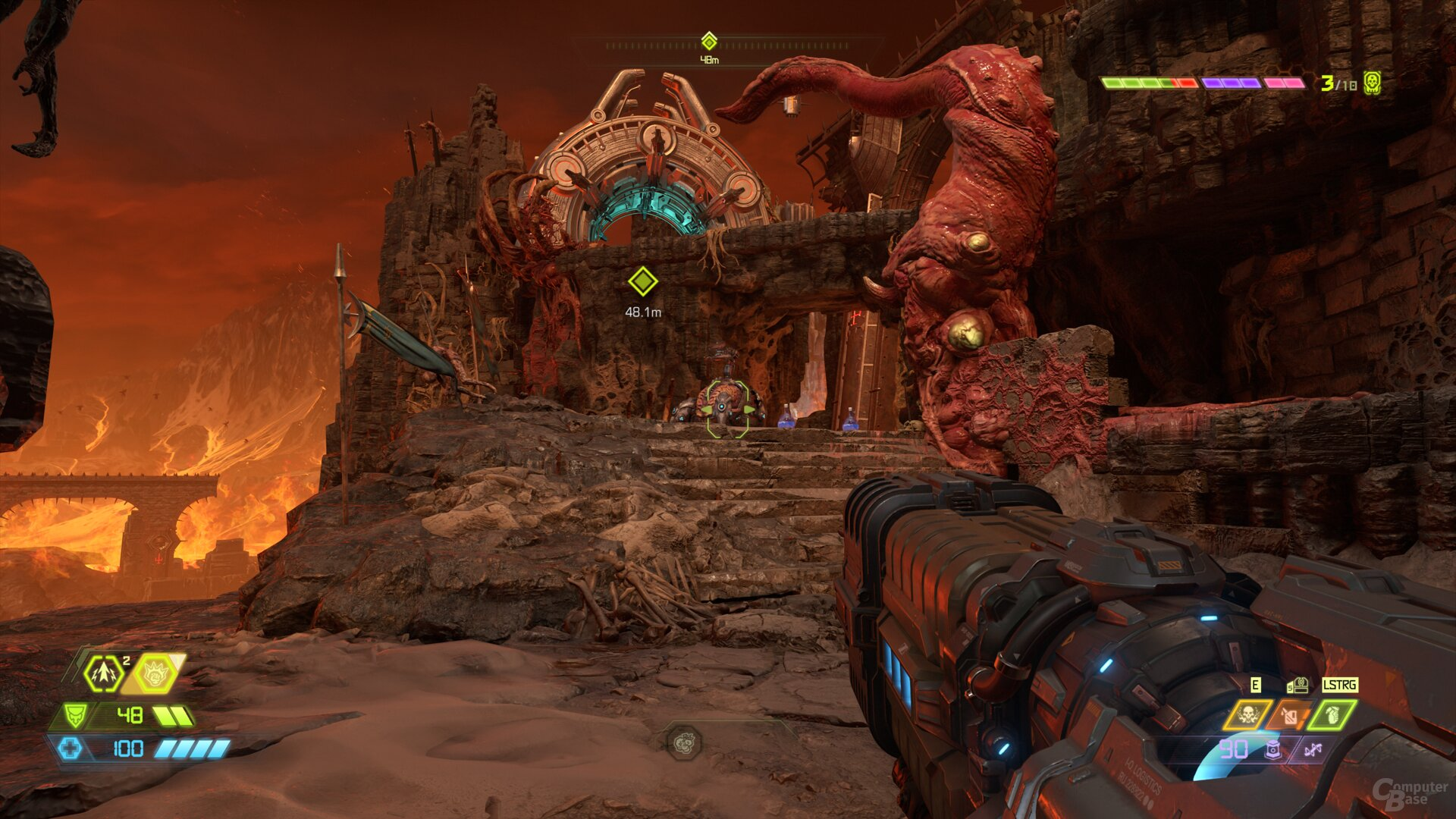 Doom Eternal im Technik-Test