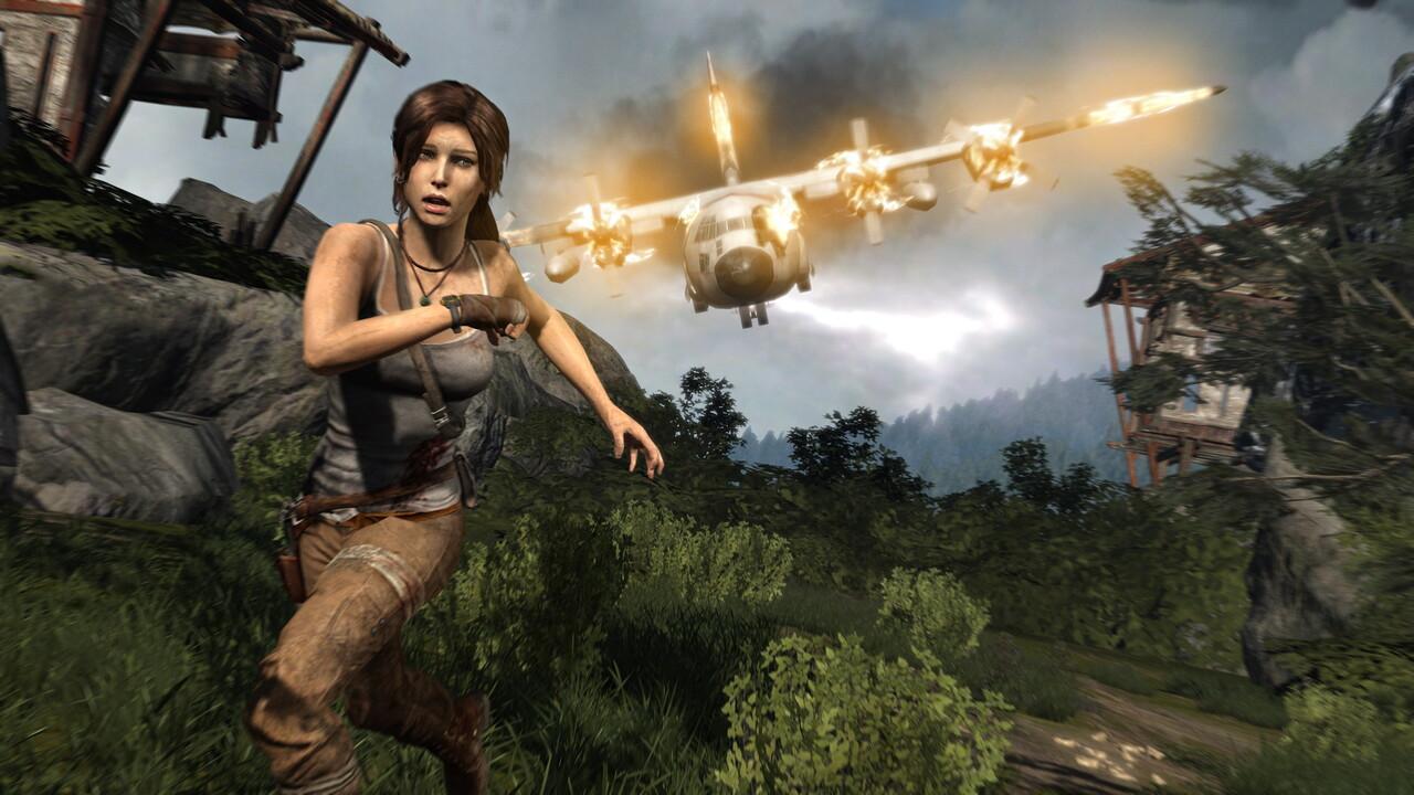 Игры Steam: Two Tomb Raider бесплатно [Notiz] (Второе обновление) 1