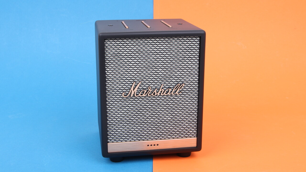 Marshall Uxbridge Voice im Test: Lautsprecher mit AirPlay 2 und Alexa fürs Home Office