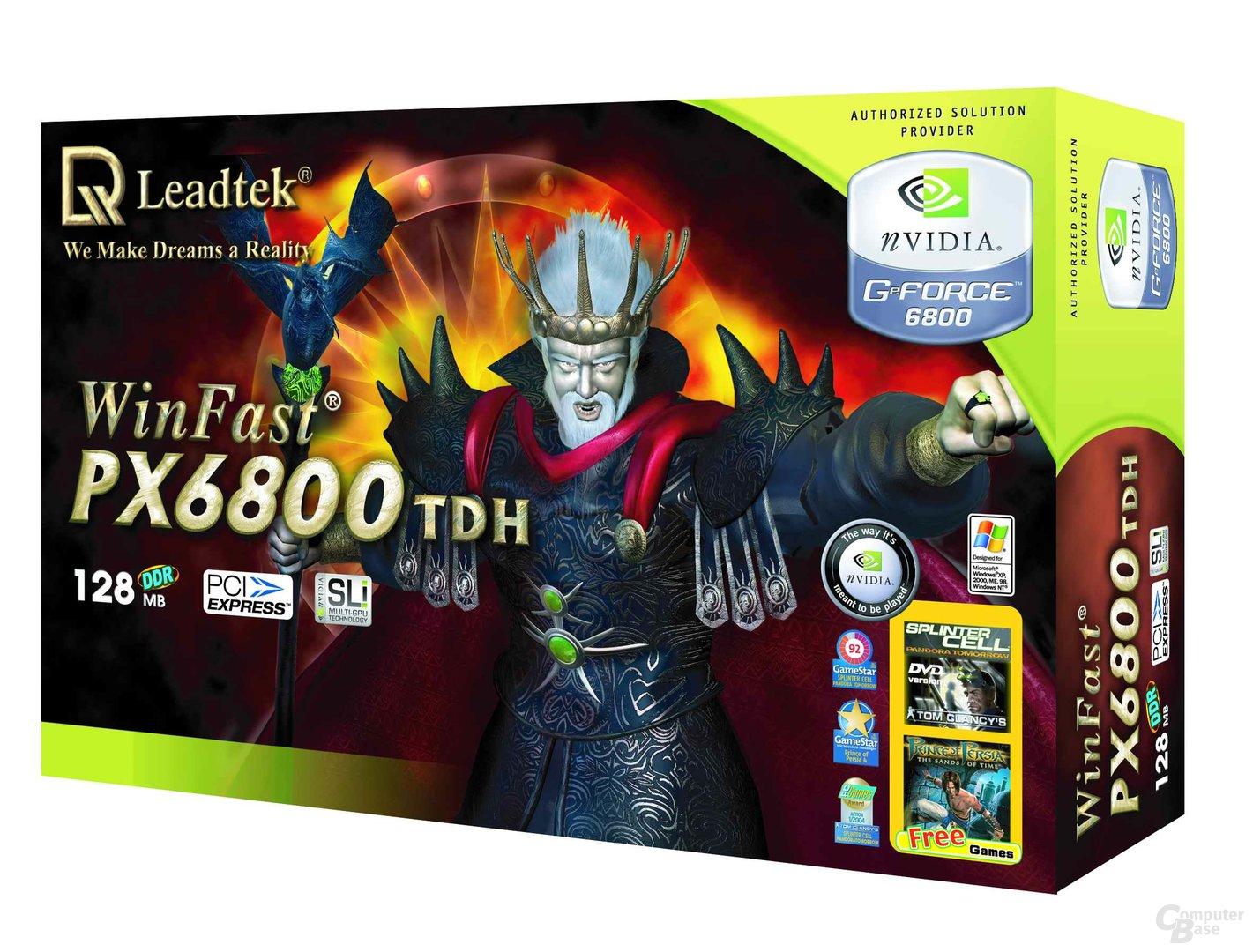 Leadtek WinFast PX6800TDH