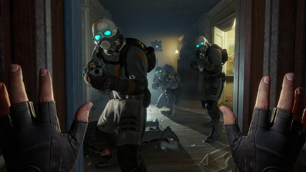 GeForce 445.75: Nvidia macht Treiber fit für Half-Life: Alyx