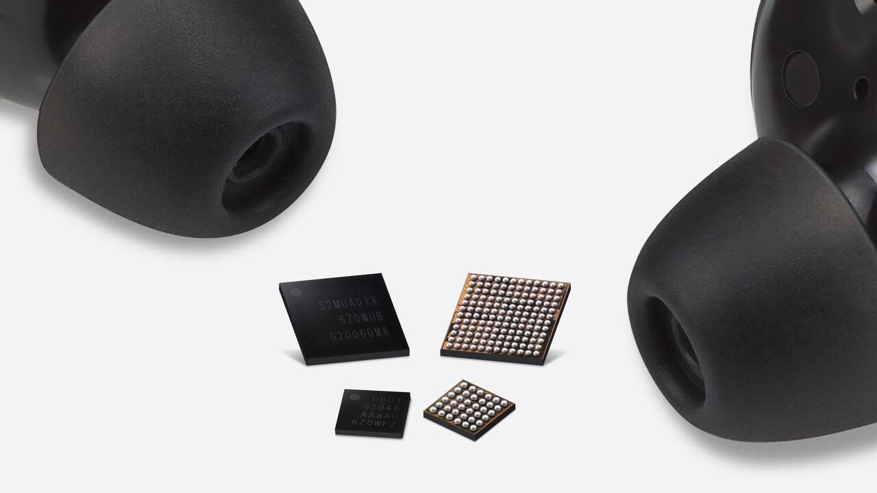 Kabellose In-Ears: Samsung lüftet Geheimnis der Galaxy-Buds+-Chips