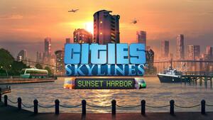 Cities: Skylines Sunset Harbor: Neuer DLC für Fischerei und Infrastruktur