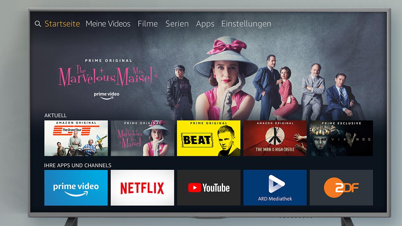 Amazon Prime Video: Künftig bis zu 6 Nutzerprofile pro Account möglich