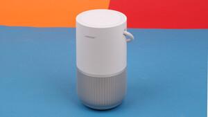 Bose Portable Home Speaker im Test: Tragbarer WLAN-Lautsprecher mit AirPlay 2, Google & Alexa