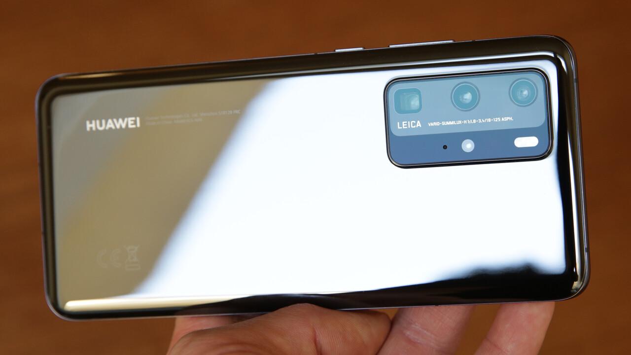 Thực tế P40 Pro: Huawei chụp 50 pixel trên một cảm biến khổng lồ 4