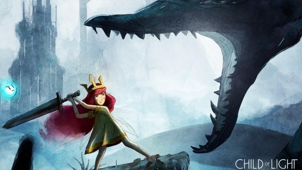 Gratisspiel: Ubisoft verschenkt Child of Light
