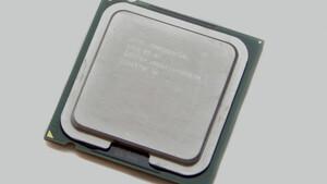 Im Test vor 15 Jahren: Pentium D und XE 840 waren die ersten Dual‑Core‑CPUs