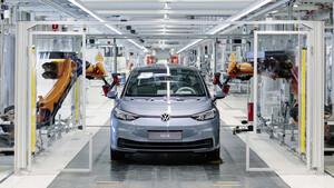 """Software-Probleme: Produktion des VW ID.3 soll ein """"absolutes Desaster"""" sein"""