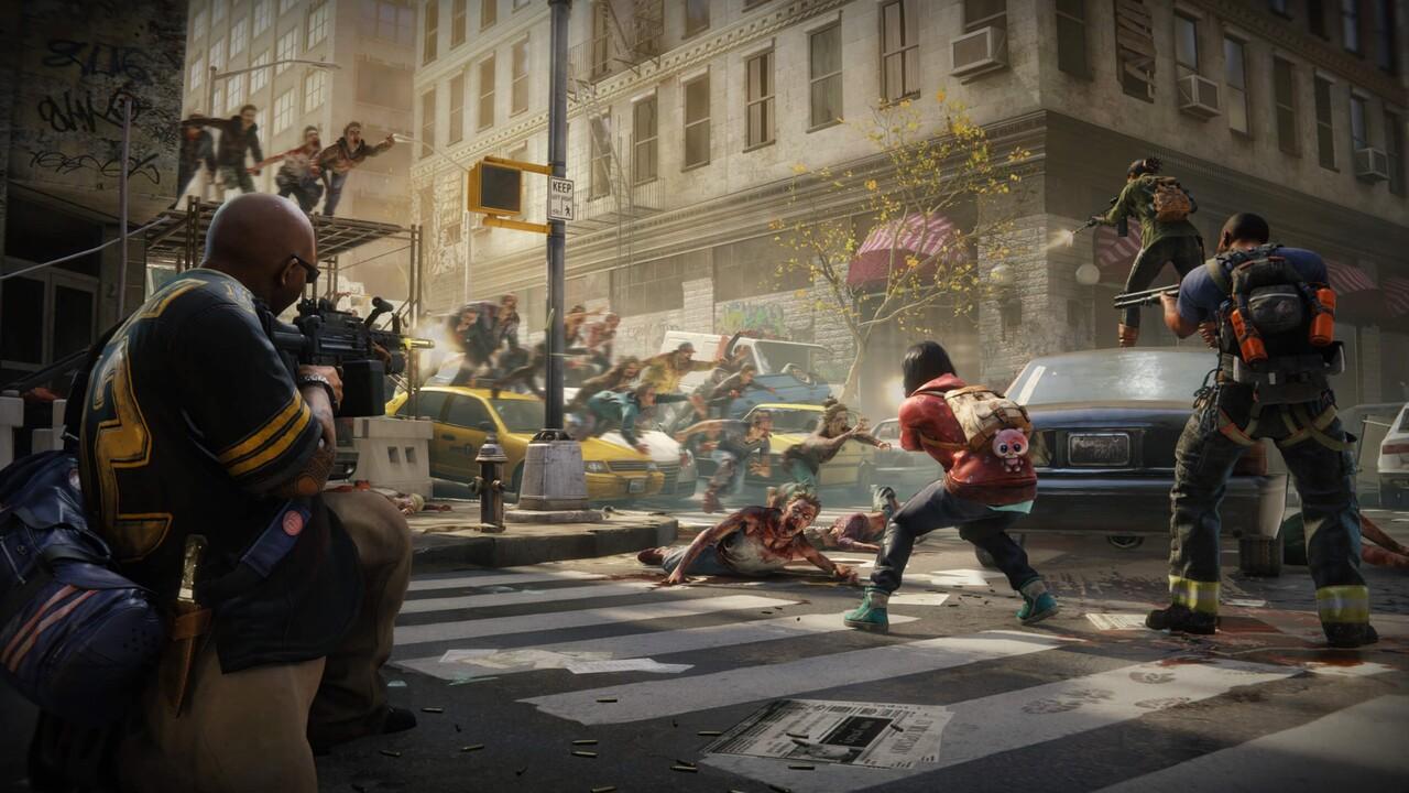 Gratisspiel: Epic Games verschenkt World War Z