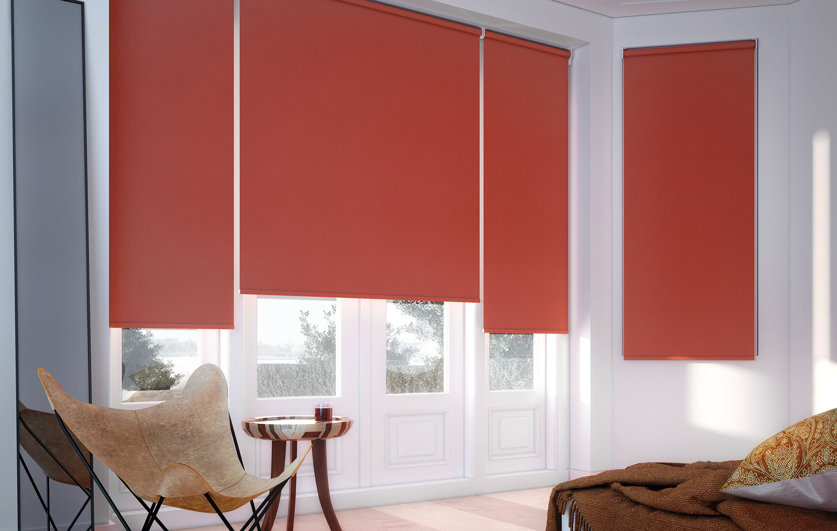 Rollos von Hunter Douglas mit Homematic IP