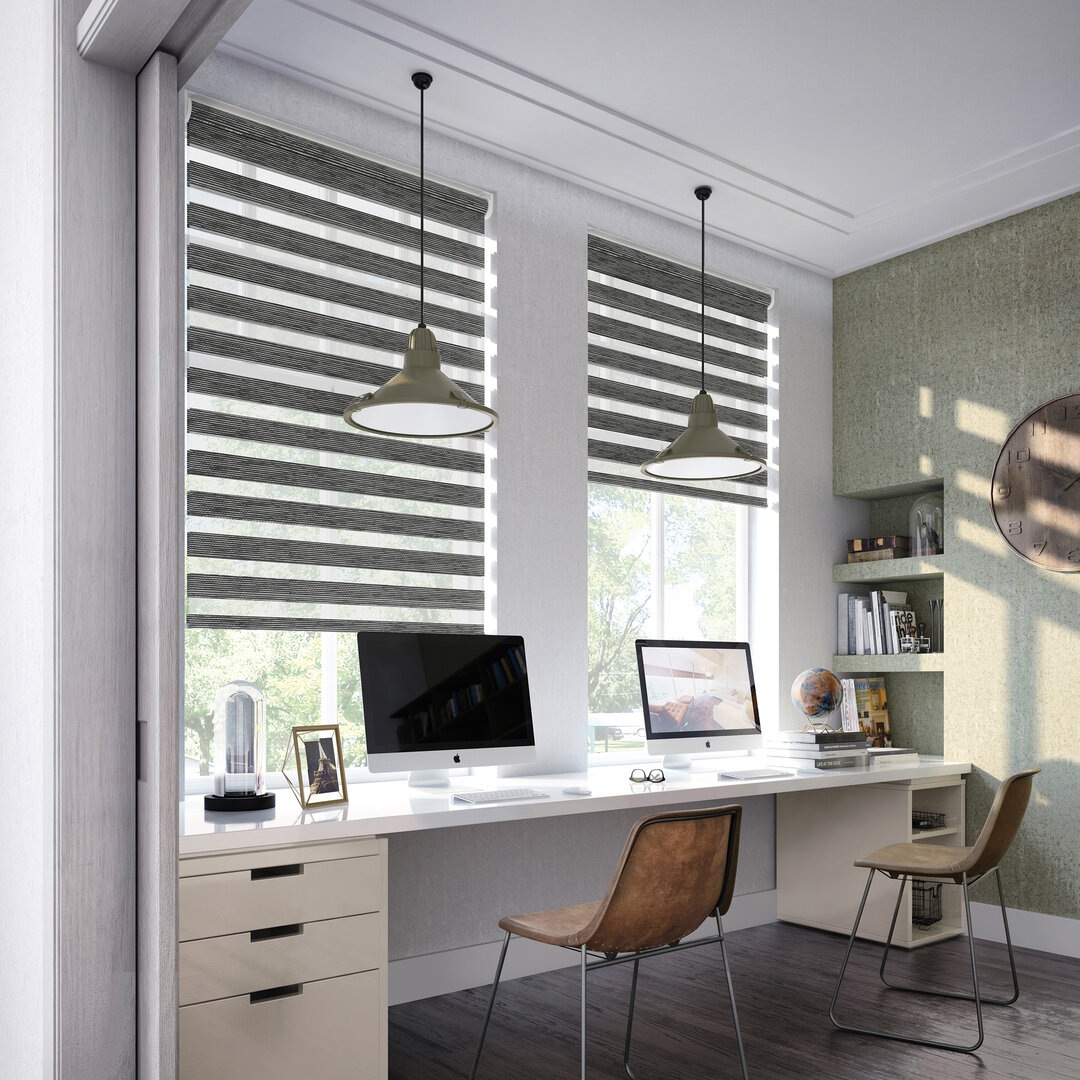 Doppelrollos von Hunter Douglas mit Homematic IP