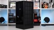 NZXT H1 im Test: Eleganter Mini-ITX-Tower bringt PSU und AiO gleich mit