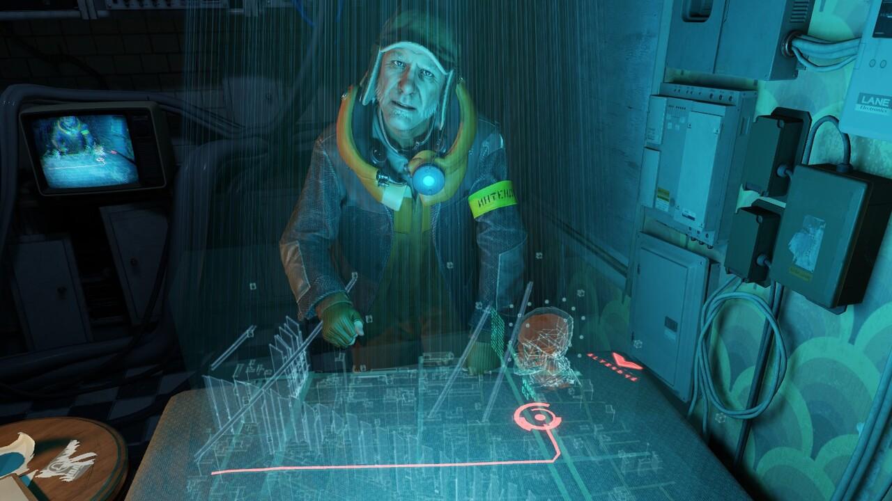 Wochenrück- und Ausblick: Half-Life: Alyx und die Haifischflosse