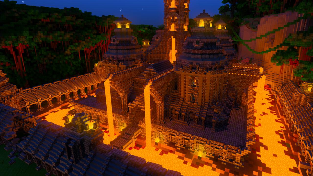 Raytracing: Neue Screenshots und Anleitungen zu Minecraft RTX