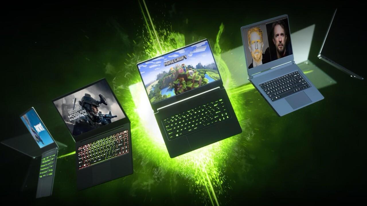 Nvidia Turing im Notebook: Zwei RTX Super und Brücken-Chip für G-Sync und Optimus