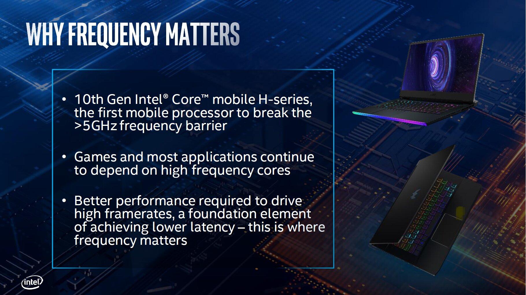 Bei Intel rückt Takt noch mehr in den Fokus