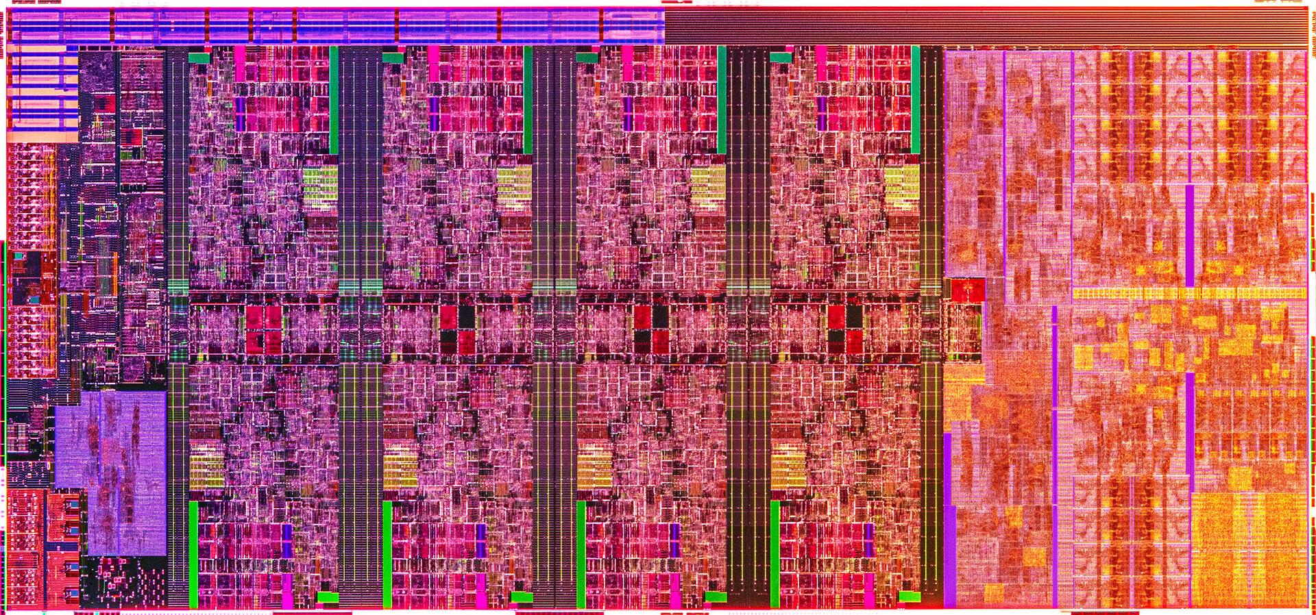 Intel-CPU mit acht Kernen alias Comet Lake-H