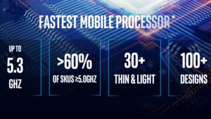 Comet Lake-H: Intel setzt für Notebooks auf Takt, Takt und Takt