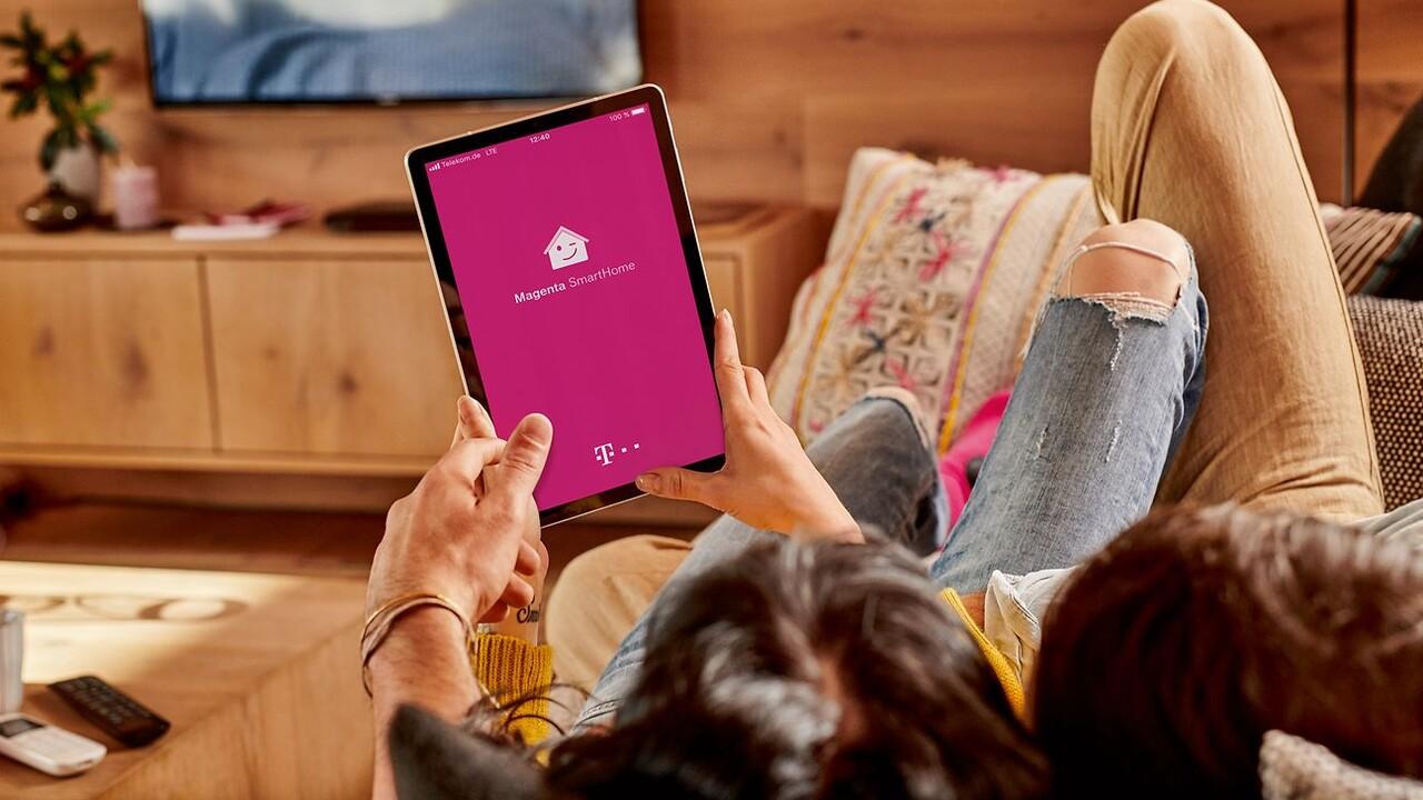 Telekom: Magenta SmartHome wird teilweise kostenlos