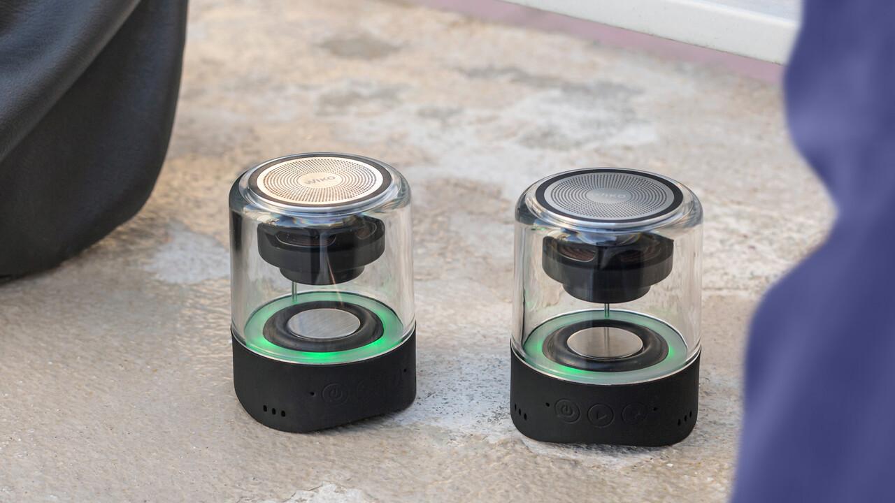 Wiko WiShake Vibes: Magnetisches Bluetooth-Lautsprecherpaar für 60Euro