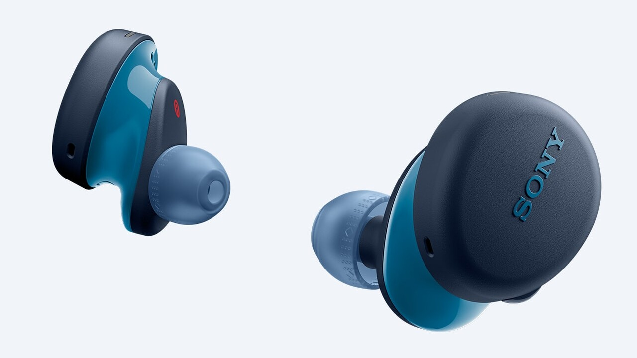 Sony WF-XB700: Kabellose In-Ears mit Extra-Bass laufen 9 Stunden