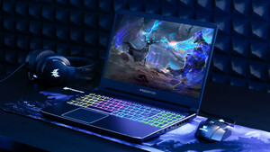 Helios 300 und Triton 300/500: Acer rüstet Predator-Laptops mit Comet Lake-H auf