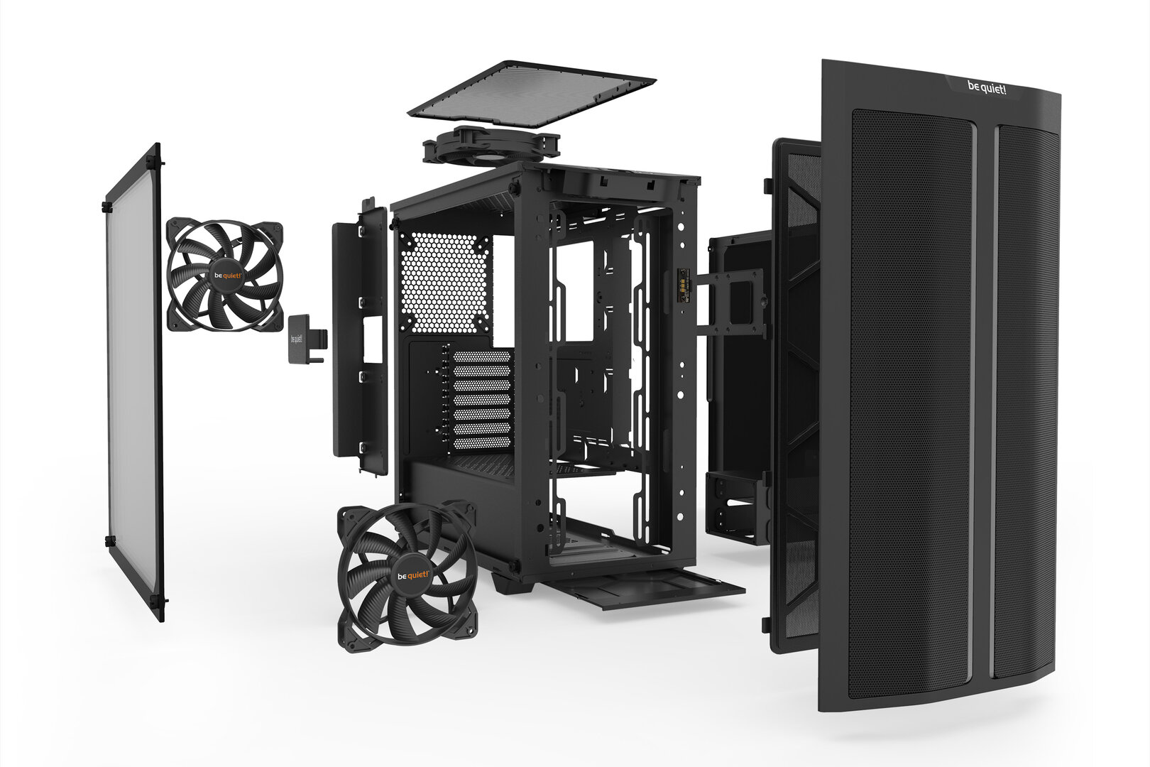 Pure Base 500DX Black
