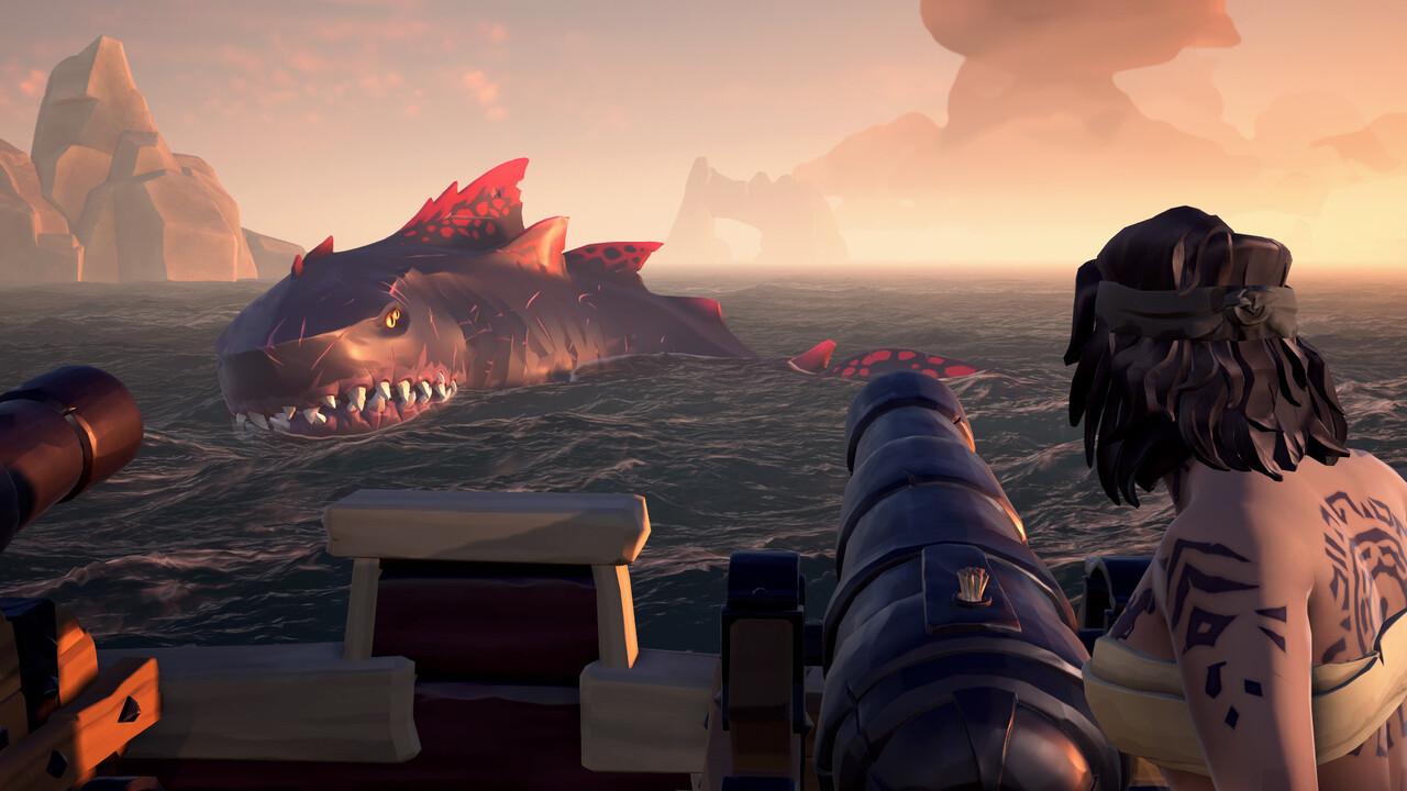 Piratenspiel: Sea of Thieves erscheint mit Crossplay auf Steam