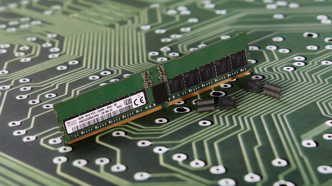 DDR5 SDRAM: Hoher Takt bei vierfacher Kapazität im Blick