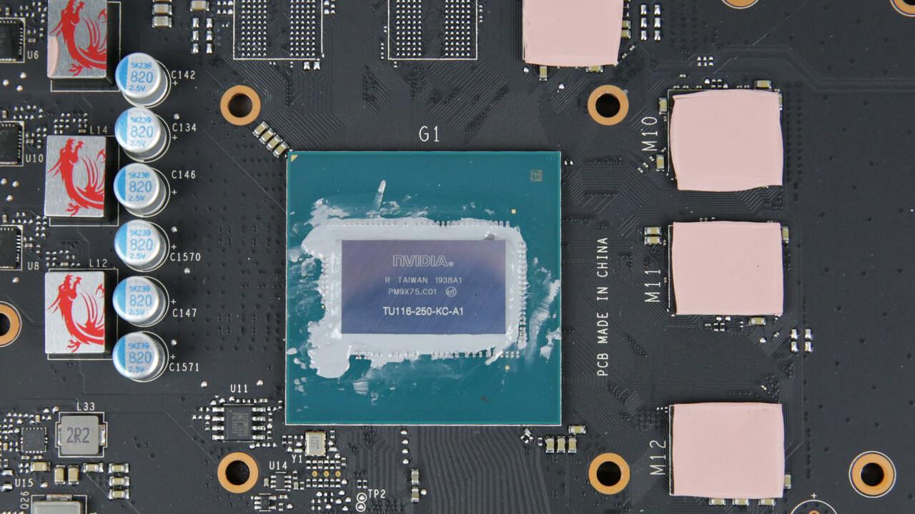 """GeForce MX mit GDDR6: Nvidia geht beim neuen Grafikspeicher nun """"All‑In"""""""