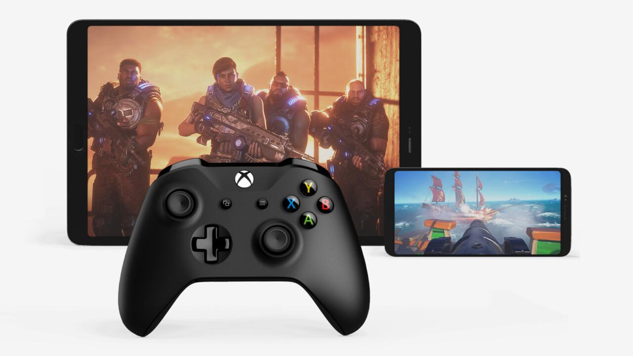 Project xCloud: Microsoft bietet Xbox-Spiele-Streaming in Deutschland an